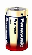 Batteri Panasonic Pro Power alkaline LR20 1,5V